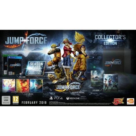 JUMP FORCE Collector's (PS4)