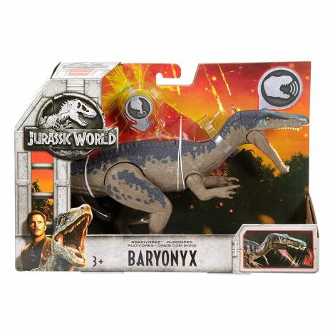 Jurassic World Roarivores Baryonyx Figure (FMM26)