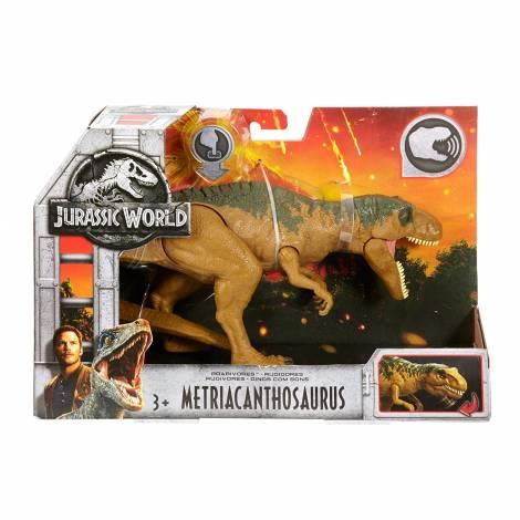 Jurassic World  Roarivores Metriacanthosaurus Figure (FMM28)