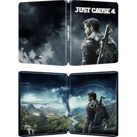 Just Cause 4: Day One Steelbook Edition (PS4)
