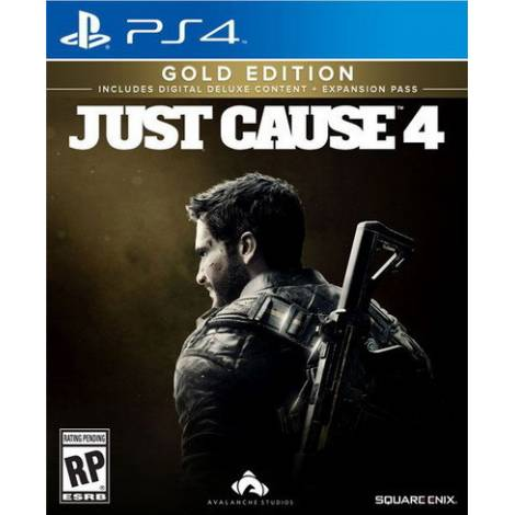 Just Cause 4 (Gold Edition) (PS4)