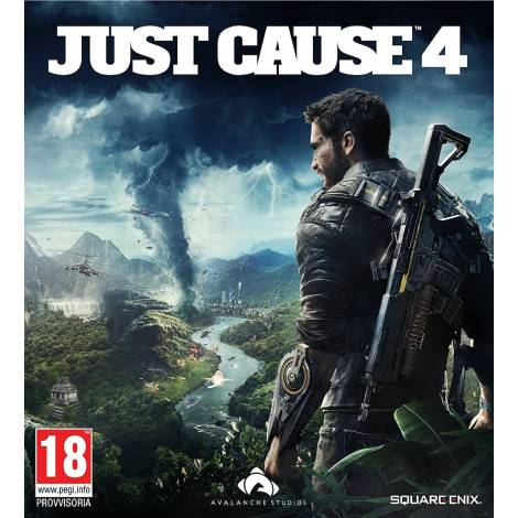 Just Cause 4 (PC) (Cd Key Only)