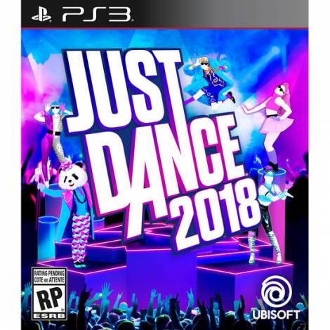 Just Dance 2018 (PS3)