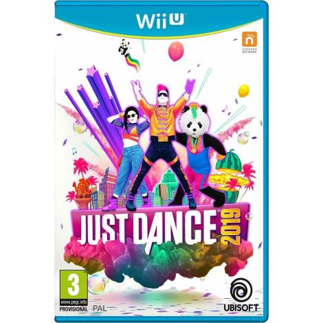 Just Dance 2019 (Nintendo Wii U)