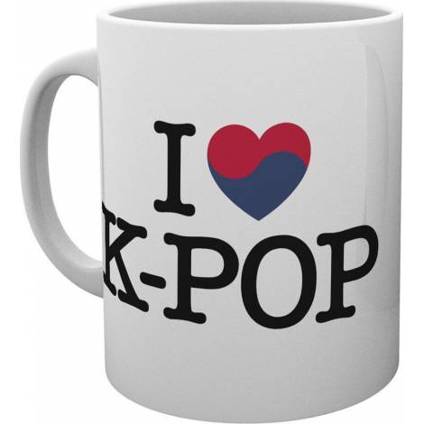 K-POP - Heart K-Pop Mug (MG3318)