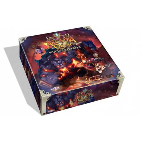 (ΚΑΙΣΣΑ) Cool Mini Or Not  Arcadia Quest Inferno: Whole Lotta Lava (EXP)