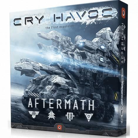 (ΚΑΙΣΣΑ) Portal Games Cry Havoc: Aftermath (EXP)