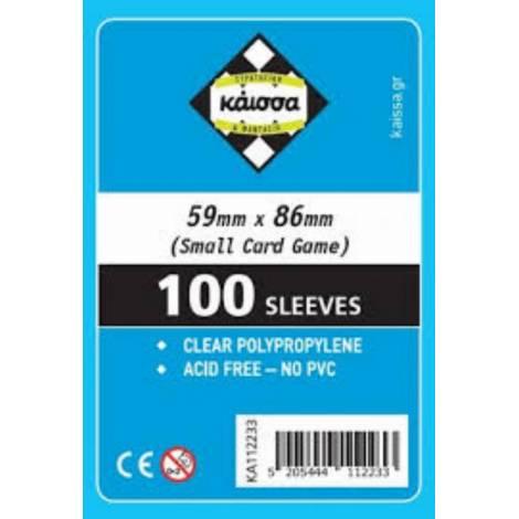 Κάισσα – Sleeves 59x86 (100 sleeves)