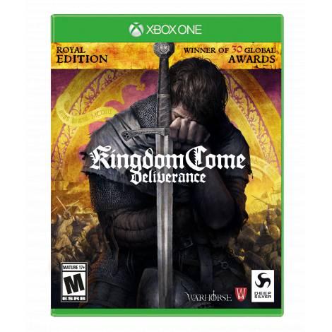 Kingdom Come Deliverance - Royal Edition (Xbox One)