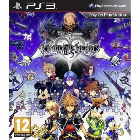 Kingdom Hearts 2.5 (PS3)