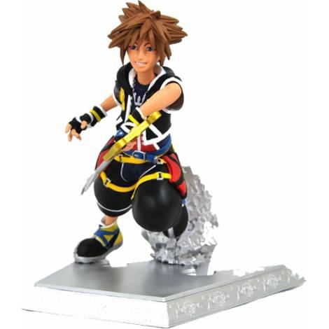 Kingdom Hearts Gallery Sora PVC Statue (APR192540)