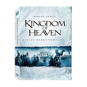 Kingdom Of Heaven (Directors Cut) - DVD
