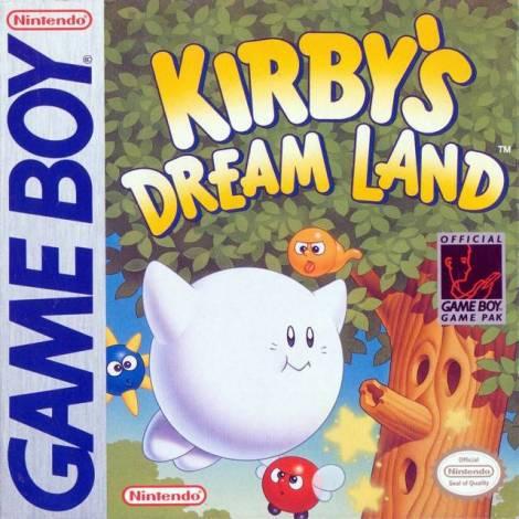 Kirby`s - Dream Land - χωρίς κουτάκι (GAME BOY)