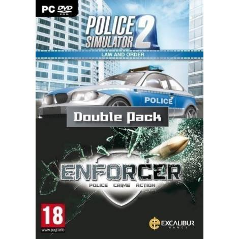 Law Order Double Pack (enforcer Police Sim 2) (PC)