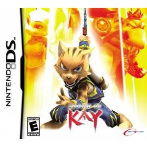 Legend of Kay (NINTENDO DS) - χωρίς κουτάκι