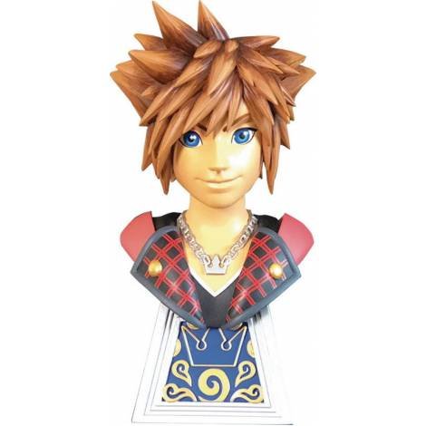 Legends in 3D Kingdom Hearts 3 Sora 1/2 Scale Bust (DEC182505)