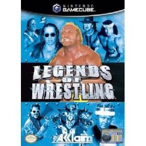 Legends Of Wrestling (GAMECUBE)