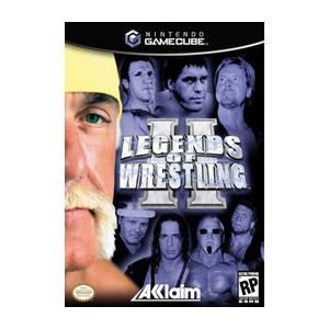 Legends Of Wrestling II (GAMECUBE)