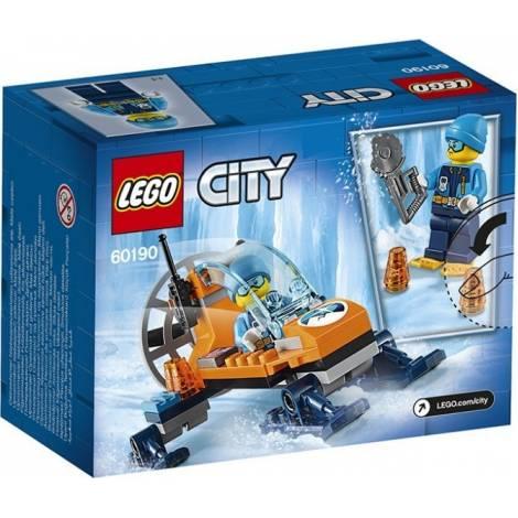 Lego Arctic Ice Glider (60190) - με χτυπημένο κουτάκι