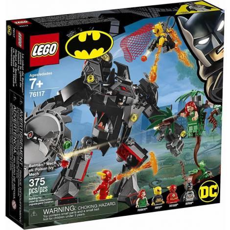 LEGO BATMAN MECH vs POISON IVY MECH (76117)