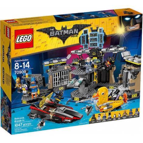 LEGO BATMAN MOVIE BATCAVE BREAK-IN (70909)