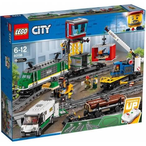 Lego City: Cargo Train (60198)
