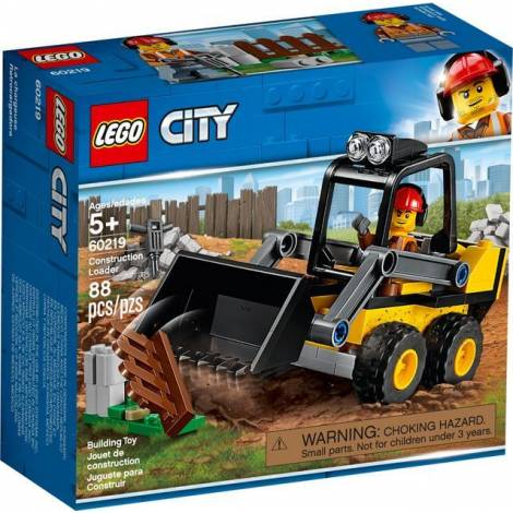 LEGO City Construction Loader (60219)