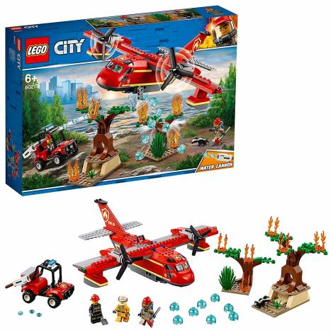 LEGO City Fire Fire Plane (60217)