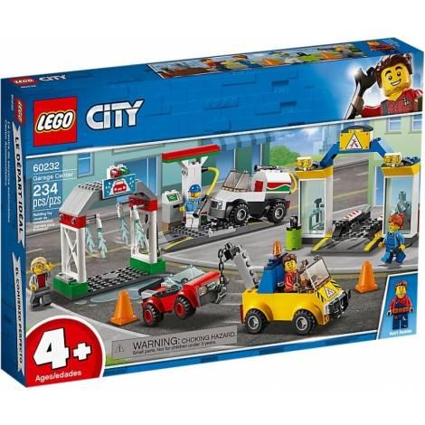 LEGO CITY TOWN GARAGE CENTER (60232)