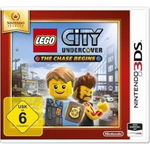 Lego City: Undercover - The Chase Begins - Selects (NINTENDO 3DS)