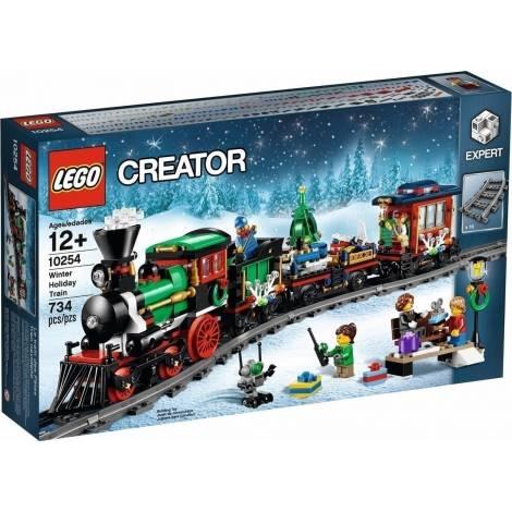 Lego Creator Winter Holiday Train (10254)