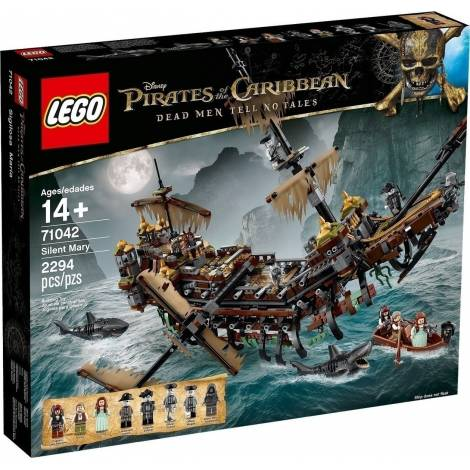 Lego Disney Pirates Of The Caribbean Silent Mary (71042)