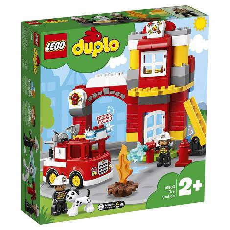 LEGO DUPLO Fire Station (10903)