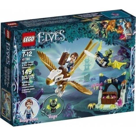 LEGO ELVES Emily Jones & the Eagle Getaway (41190) - με χτυπημένο κουτάκι