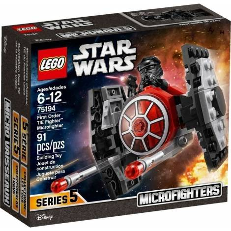 LEGO First Order TIE Fighter™ Microfighter (75194)