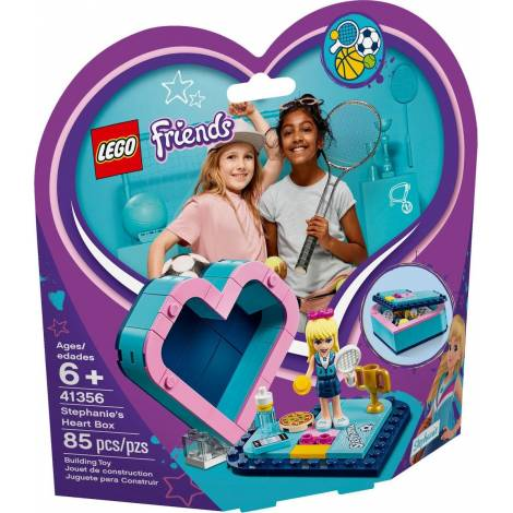 LEGO Friends Stephanie's Heart Box (41356)