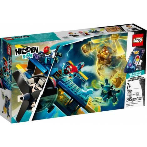 LEGO Hidden Side El Fuego's Stunt Plane (70429)