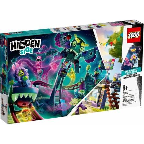 LEGO Hidden Side Haunted Fairground (70432)