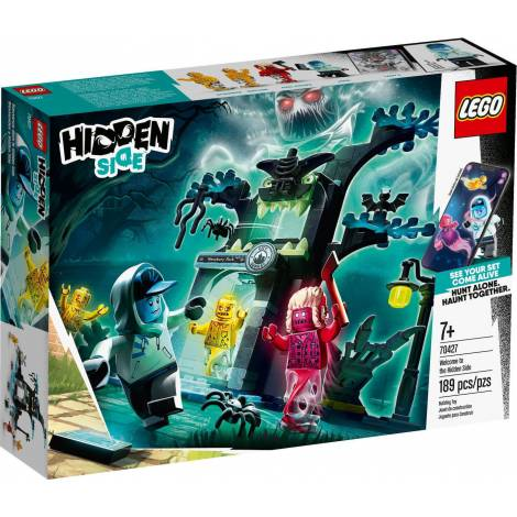 LEGO Hidden Side Welcome to the Hidden Side (70427)