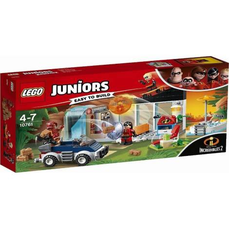 Lego Juniors: The Great Home Escape (10761)