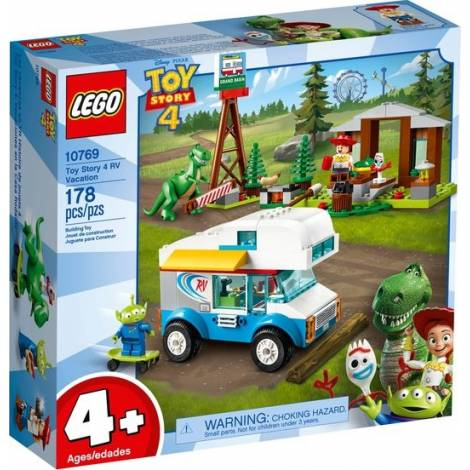 LEGO Juniors Toy Story 4 RV Vacation (10769)