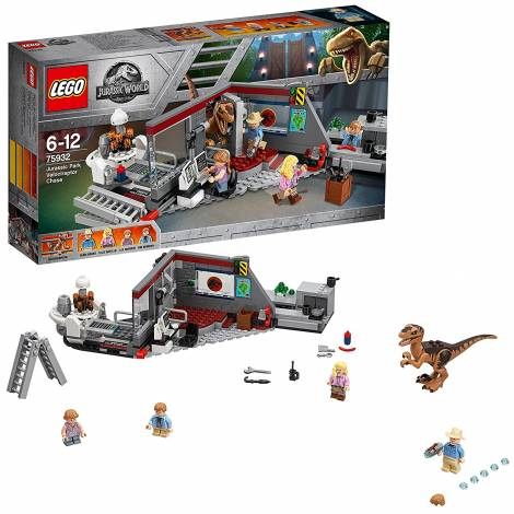 LEGO Jurassic World (75932)