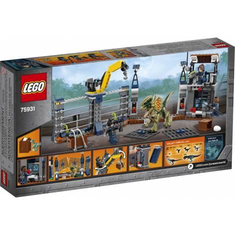 Lego Jurassic World: Dilophosaurus Outpost Attack (75931)