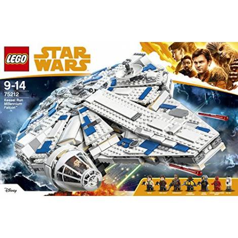 LEGO Kessel Run Millennium Falcon (75212)