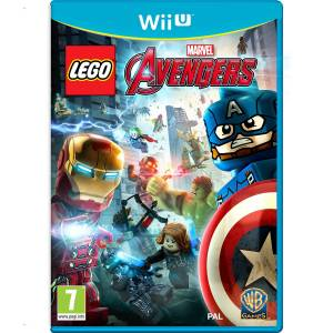 LEGO Marvel Avengers (Wii U)