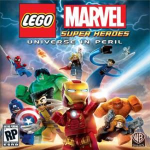 Lego Marvel Super Heroes:Universe In Peril (PS Vita)