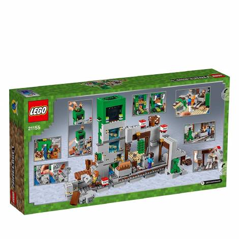 Lego Minecraft The Creeper™ Mine (21155)