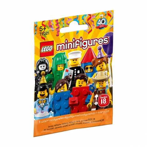 LEGO Minifigures Series 18 (71021)