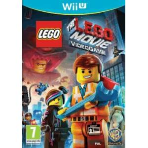 LEGO Movie: The Videogame (Wii U)