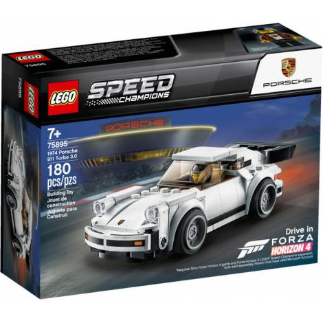 LEGO SPEED CHAMPIONS (75895) - 1974 Porsche 911 Turbo 3.0